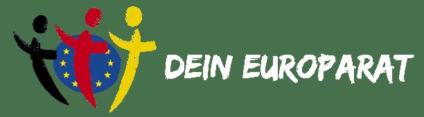 Logo Dein Europarat